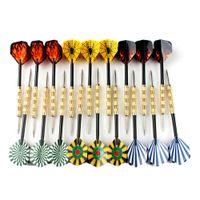 Wholesale 18pcs G Steel Copper Needle Tip Dart Darts With Nice Flight Flights Throwing Toy