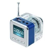 alarm lyrics - 1Pc NIZHI TT029 Portable Mini Music Speaker Support SD TF Card With Alarm Clock FM Radio And LCD Screen Synchronous lyrics