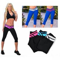Wholesale Women Yoga Pants Sport Fitness Night Running Sportswear Tights Quick Drying Compression Trousers Gym Slim Legging