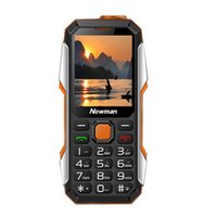 military cell phone - Original Rugged Waterproof phone Shockproof Dustproof Military Extreme Mobile Cell Phone floatable GSM Senior