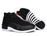 Wholesale High quality Retro XII French Blue Master Flu Game Men s Sport Basketball Shoes Sneakers Cheap Retro s PSNY