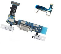 Wholesale New Orginal Charging Port Dock USB Connector Flex Cable for Samsung Galaxy S5 SM G900A G900F G900P G900V1pc retail