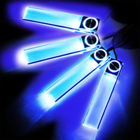 Wholesale These LED Atmosphere Lights add infinite romance to your loved car and keeps you in a good mood every day YM0104