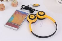 Cheap High popular1pc lot flat noodle line earphone headset with mic for MP3 MP4 Computer fashion earphone for World Cup!