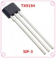 Wholesale TX9194 Self Adjusting Hall Effect Gear Tooth Sensor tx9194 High sensitivity MLX90217 Digital output signal