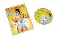 Wholesale High quality Charlotte Crosby s Minute Bum Blitz DVD Branded New fro slim body