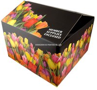 Wholesale Carton Packaging boxes Corrugated cardboard boxes Custom full color printed high quality