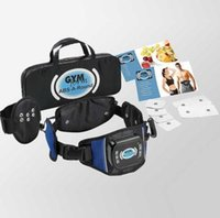 Wholesale High Quality Hot Sell Gymform Abs A Round Electrodes Degree Muscle Stimulation Technology Massage New