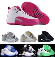 Wholesale Fashion China Jordan Basketball Shoes Sneakers Women Men Taxi Playoffs Gamma Blue Grey Replicas Sports China Jordans Shoes Retro XII