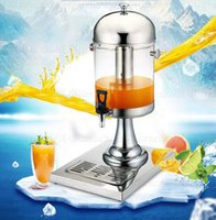 Wholesale L Cold drink dispenser machine commercial cold hot juicer dispenser by Hosalei with fast shipment