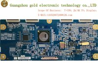auo lcd - Original AUO logic board T370XW02 V1 T CON board CTRL board Flat TV Parts LCD LED TV Parts