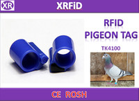 abs format - Version2 Closed TK4100 rfid pigeon tag Dia mm khz ABS pigeon tag blank format Free Ship