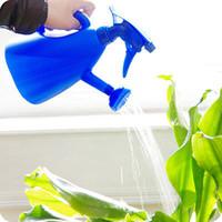 Wholesale Litre Plastic Indoor Outdoor Garden Plants Watering Can Kettle Irrigating Sprayer