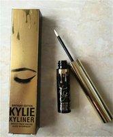 best waterproof gel eyeliner - Best price Lord kylie Gold eyeliner gel liquid Kylie Birthday edition waterproof long lasting gold pack best gift