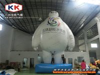 advertising moving cartoon - Advertising moving cartoon White Inflatable type baymax robot baymax replica inflated baymax model