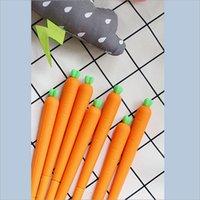 Wholesale Radish simulation creative shape neutral pen gel pen for school kawaii mm
