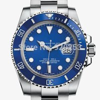 best mens watch - 2016 Newbrand best quality Sapphire Bezel lack Stainless steel AAA high grade Bracelet Automatic Sport Mens Watch Men s Wrist Watches