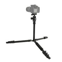 Wholesale JUSINO X S Aluminum Professional Tripod BS Q Ballhead Combo for DSLR Camera