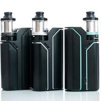 Cheap Authentic Wismec Reuleaux RX75 starter Kit RX 75w With RX75W Mod 2ml Amor Mini Atomizer DHL Free TZ674
