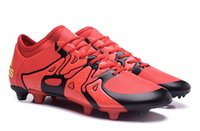 Wholesale X FG AG boots size eur39 US6 FG Football Shoes Soccer Boots Outdoors Sports Shoes Athletics Sneakers