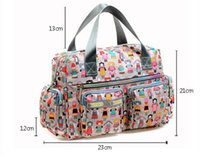 Wholesale Latest Diaper Bags Large Capacity Mummy Bag Waterproof Portable Mama Bag Multifunction Pregnant Women Diaper Nappy Baby Bag Travel Bags