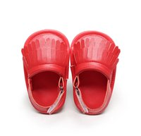 Wholesale 2016 New Brand Baby Girls Shoes First Walkers Soft Sole Light PU Leather Infant Toddler Summer Shoes Crib Girls Kids Bebe Shoes