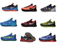 all of the kd shoes