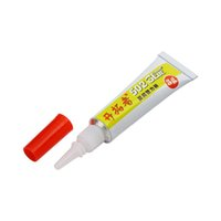 Wholesale 1 pc Metal Rubber Leather Super Glue Exploiter Instant Quick drying New Brand lt US no tracking