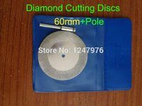 abrasive stone - mm Diamond Abrasive Disc Blades Connecting Pole Alloy Stone Cutting Disc Rotary Accessory Cutting Blades