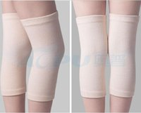 Wholesale bamboo charcoal knee warm warm autumn and winter hit the color of adult breathable four sided protective knee protection