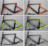Wholesale Special offe cheap carbon frame road bike Cipollini NK1K frames racing bike chinese carbon road frame T1100 carbon bikcycle frameset