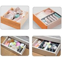 best bra brand - 3pcs Brand New Best Price Foldable Bamboo Charcoal Storage Organizer Box For Underwear Bra Sock Ties For Collection