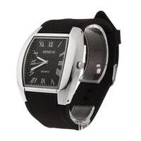aviation belt - New Design Fashion Men Watch Roman Numerals Aviation Analog Quartz Watch relojes relogio F02