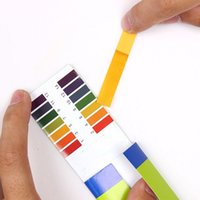 Wholesale New Arrival Litmus Paper Test Strips Alkaline Acid pH Indicator Bag Bags On Sale MG