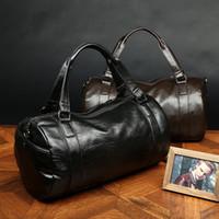 leather duffle bag - Handbags Leather Bag Travel Bags Duffle Bags Designer Men Women Bags PU Leather Handbag Luggage For Woman Fahion Bag