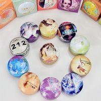 Wholesale Feminino Perfumes and Fragrances for Women Man Originals Deodorant Hot Lady Perfumesl Solid Parfum Brand New