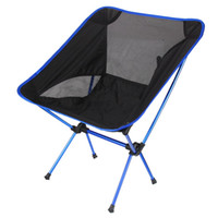 Wholesale Super light Promotion Portable Chair Folding Seat Fishing Camping Hiking Beach Picnic Bag Camping Sport Tool kg