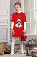 american floral design - Toddler Dress Girls Clothes Winter Sequined Princess Dresses for Girls Clothing Kids Frock Designs Party Dress