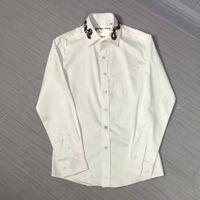 Wholesale 2016 New Brand Fashion Men Clothes Mens Long Sleeve Shirt Men s High quality casual shirt