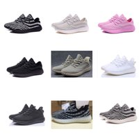 send - Send With Original Box Kanye West boost Running Shoes Mens and Womens Fanshion Sneakers Wthie Black Pink Grey Size US5