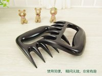 Wholesale Kitchen Utensils Barbecue Tools Bear Paws Meat Handler Forks with Claws Meat Claws Bear Claws Pork Floss Maker pairs
