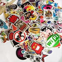 vinyl roll - 300pcs Sticker Bomb Decal Vinyl Roll Car Skate Skateboard Laptop Luggage
