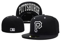 best prints online - best qualit online shopping Pittsburgh Pirates Street Fitted Fashion Hat P Letters Snapback Cap Men Women Basketball Hip Pop cap