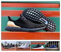 Wholesale Latest Hypebeast x Ultra Boost Uncaged White Black Running Shoes Fashion Running Sneakers for Men and Women Hypebeast Eur Size