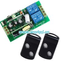 Wholesale 85V V Wide Range Output RF wireless remote control system Receiver Transmitter switch livolo