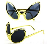 OEM 2016 niños NUEVO Sun extranjero vidrios de la manera del verano mujeres de los hombres gafas de sol de la playa El partido suministra Extranjeros de los vidrios de gafas de sol UV protege