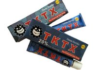 Cheap 10g TKTX Tattoo Cream 20% More Numbing for Tattoo Body Art Tattoo accesories Non-Oily Comforter Waxing Piercing Laser Removing Eyebrow Makeu