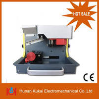auto key services - Professional locksmith tool Good service used key cutting machine and car key making machine with fast shipping