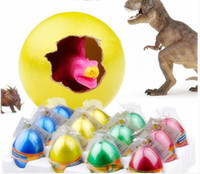 Wholesale Cute Magic Growing Dino Egg Hatching Dinosaur Add Water Child Kid Gift Toy Funny Magic Eggs Children Kids Gift