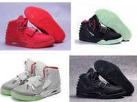 Wholesale Hot sell Kanye West Trendy sneaker men basketball shoes Sp sneaker NRG Solar Platinum fashion west sports shoes red